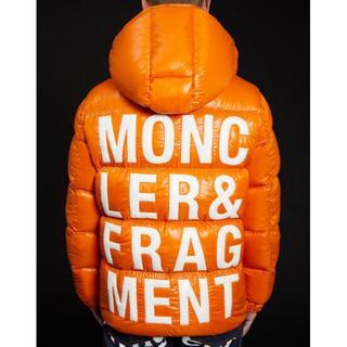 MONCLER - 新品 モンクレール FRAGMENT HANRIOT ダウンジャケット