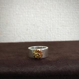 ゴローズ(goro's)のゴローズ 平打ちリング イーグル 希少サイズ 5号(リング(指輪))