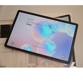 SAMSUNG - GALAXY TAB S6 LTE グレー 128GB