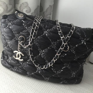 CHANEL - 正規品 CHANEL ナイロン トートバッグ