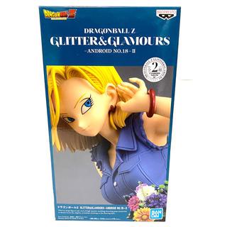 ドラゴンボール - ドラゴンボールZ GLITTER&GLAMOURS 18号 フィギュア