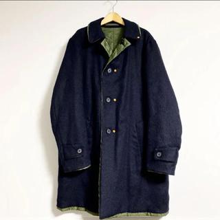 カラー(kolor)のkolor Reversible Coat リバーシブルコート(ステンカラーコート)