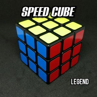 スピードキューブ 立体 6面 競技 パズル 送料無料 ルービックキューブ SEN