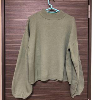 ダブルクローゼット(w closet)のwcloset ニット(ニット/セーター)