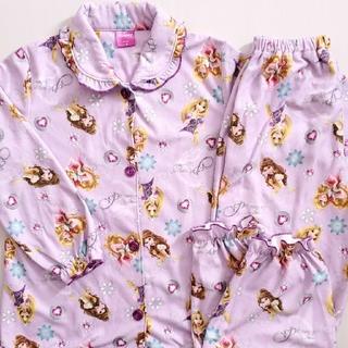 Disney - ディズニー♥️130㎝ 長袖パジャマ 女の子