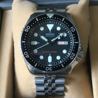 セイコー(SEIKO)のセイコー ブラックボーイ 7S26-0020 SKX007(腕時計(アナログ))