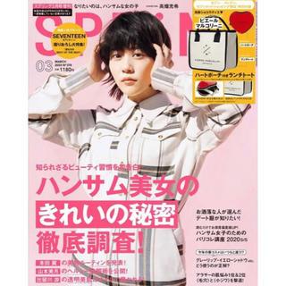 タカラジマシャ(宝島社)のSPRING増刊号 ピエールマルコリーニ スクエアトートバック(トートバッグ)
