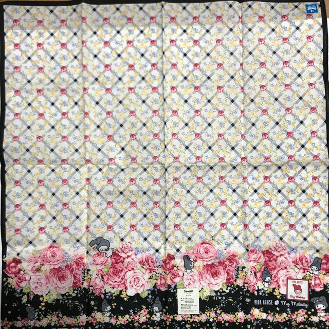 PINK HOUSE(ピンクハウス)のピンクハウス  マイメロコラボハンカチ レディースのファッション小物(ハンカチ)の商品写真