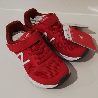 New Balance - ニューバランススニーカー 赤17