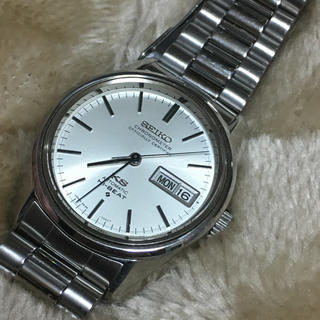 セイコー(SEIKO)のキングセイコー クロノメーター OH済(腕時計(アナログ))