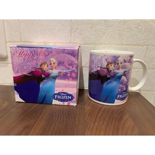 アナトユキノジョオウ(アナと雪の女王)のアナと雪の女王 マグカップ(グラス/カップ)