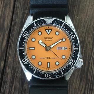 セイコー(SEIKO)の稼働品 セイコー 希少色 6458-600A 150mダイバー(腕時計(アナログ))