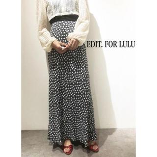 EDIT.FOR LULU - エディットフォールル♡CLANE メゾンエウレカ オーラリー RHC IENA