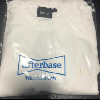 AFTERBASE - 【 Lサイズ】afterbase x Wasted Youth ロンT
