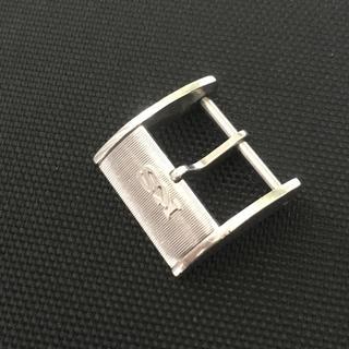 セイコー(SEIKO)のキングセイコー純正 尾錠 15mm シルバーステンレス(腕時計(アナログ))