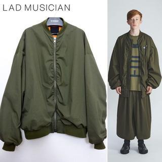 LAD MUSICIAN - ラッドミュージシャン MA-1 42 2019SS ジャケット ブルゾン