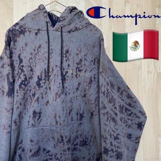 Champion - 【チャンピオン】ブリーチ加工パーカー/メキシコ製