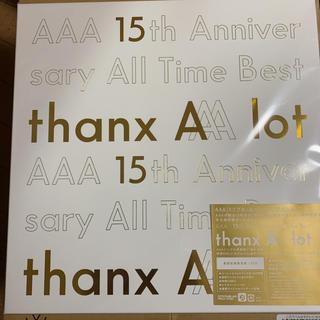 トリプルエー(AAA)のAAA 15th Anniversary All Time Best -than(ポップス/ロック(邦楽))