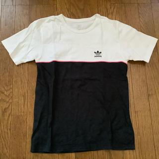アディダス(adidas)のadidas アディダス Tシャツ L パックプリント(Tシャツ/カットソー(半袖/袖なし))