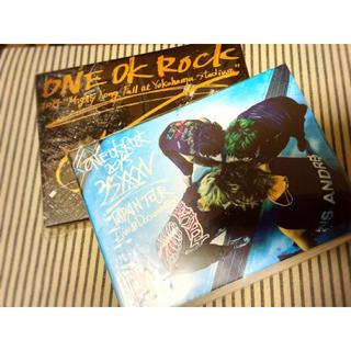 ワンオクロック(ONE OK ROCK)のワンオク DVDセット(ミュージック)