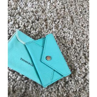 Tiffany & Co. - ティファニーカードケース