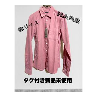 ハレ(HARE)の値下げ❗️HARE ハレ コーデュロイシャツ 新品未使用 ビームス  アーバン(シャツ)