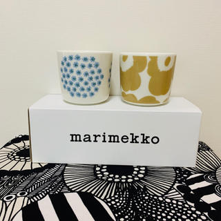 marimekko - marimekko マリメッコ UNIKKO+プケッティラテマグ 新品送料込