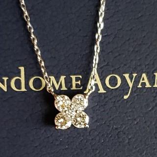 Vendome Aoyama - ヴァンドーム カローラ ネックレス 極美品