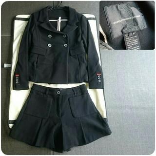 ダブルスタンダードクロージング(DOUBLE STANDARD CLOTHING)のダブルスタンダードクロージング  ジャケット+ショートパンツ(セット/コーデ)