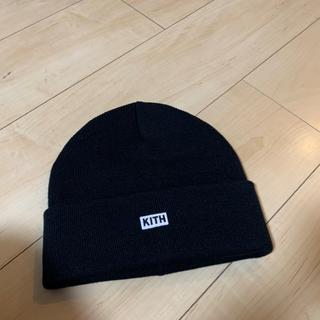 Supreme - KITH ニット帽 ブラック