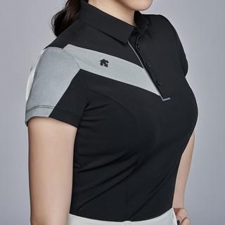DESCENTE - 韓国限定!!DESCENTEゴルフ★ポロシャツ