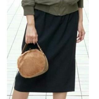 ナチュラルビューティーベーシック(NATURAL BEAUTY BASIC)のベーシックタイトスカート(ひざ丈スカート)