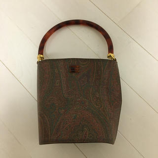 エトロ(ETRO)の【内側の革の状態悪い】エトロ ハンドバッグ 正規品(ハンドバッグ)