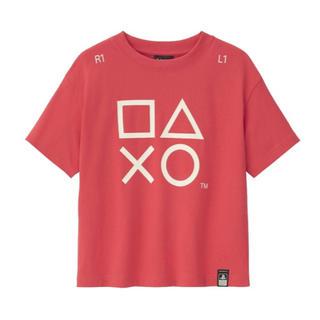 GU - 完売品 GU PlayStation コラボTシャツ
