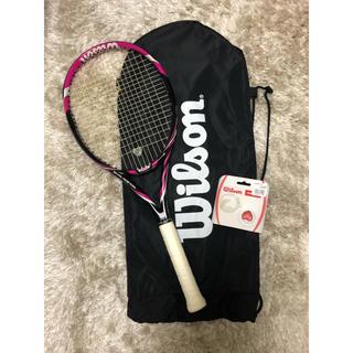 ウィルソン(wilson)のWilson テニスラケット Rival Ace 120L(ラケット)