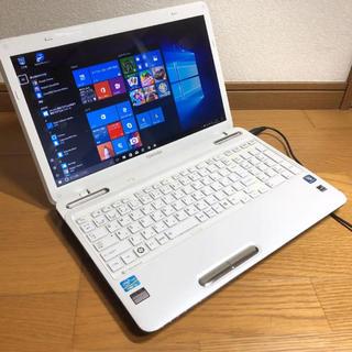 トウシバ(東芝)の美品 高速Core i3 東芝dynabook Windows10(ノートPC)