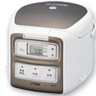 タイガー(TIGER)のTIGER マイコン炊飯ジャー炊きたてミニ JAI-A550(炊飯器)