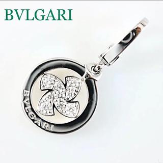 ブルガリ(BVLGARI)の<BVLGARI> 750(WG) ダイヤ チャーム クローバー D9P(チャーム)