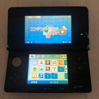ニンテンドー3DS - ニンテンドー 3DS ブラック