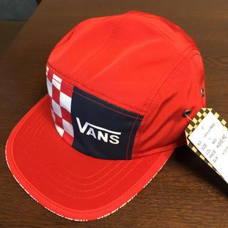 ヴァンズ(VANS)のバンズ キャップ 新品未使用(キャップ)