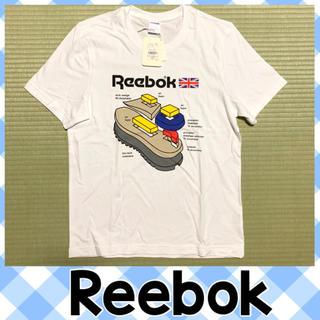 リーボック(Reebok)の✩売り切りセール✩新品 Reebok CL CALLOUT グラフィックTシャツ(Tシャツ/カットソー(半袖/袖なし))