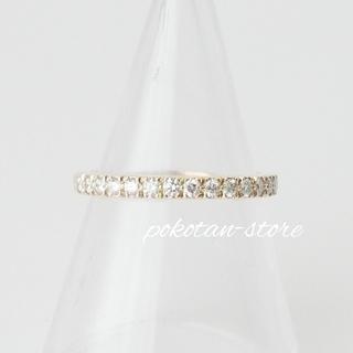Tiffany & Co. - 極美品【ティファニー】 K18YG ノヴォ ダイヤモンド バンドリング
