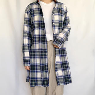 FRED PERRY - FRED PERRY チェックワンピース