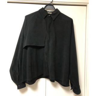 Jieda - Jieda MONKEYTIME コラボ トレンチシャツ