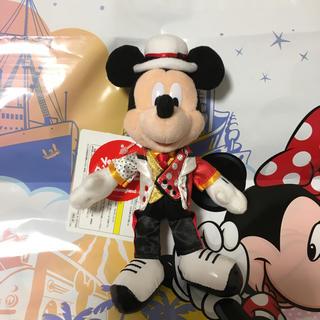 ミッキーマウス - ベリーベリーミニー ミッキー  ぬいぐるみバッジ ディズニーランド