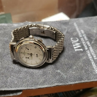 インターナショナルウォッチカンパニー(IWC)の最終セール❗❗ IWC   ダ・ヴィンチ SL クロノグラフ IW3728(腕時計(アナログ))