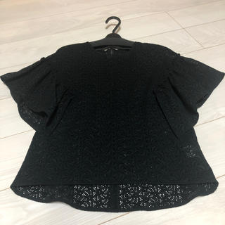 ルシェルブルー(LE CIEL BLEU)の美品 トップス (カットソー(半袖/袖なし))