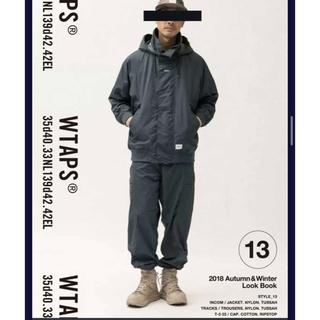 W)taps - trousers nylon tussah  wtaps