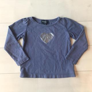 アニエスベー(agnes b.)のagnes b. トップス 100(Tシャツ/カットソー)