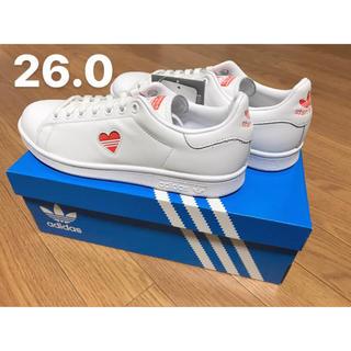 adidas - スタンスミス adidas STAN SMITH W 26.0 ワイド